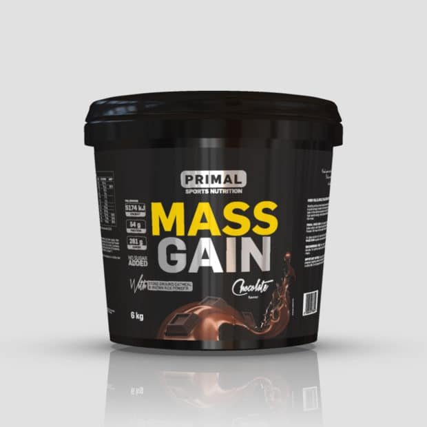 Primal nutrition mass gainer