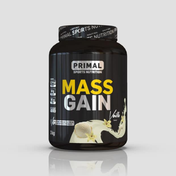 primal mass gain vanilla