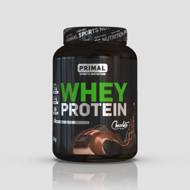 Primal Nutrition Whey Protein Chocolate