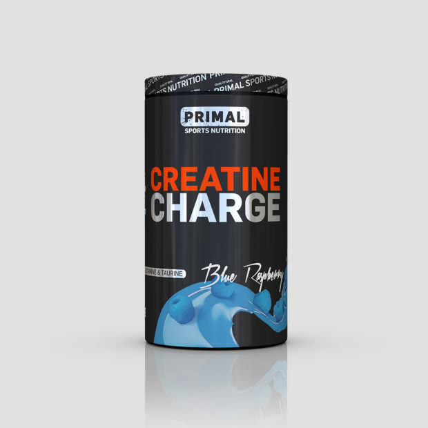 Creatine Charge - Blue Raspberry