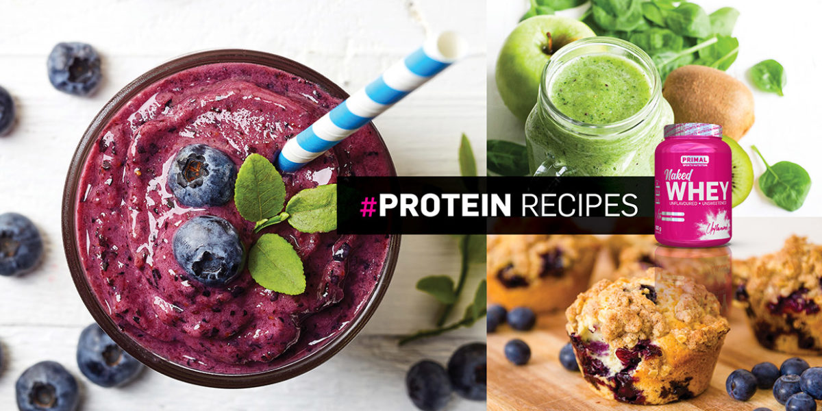 Primal Pink Protein recipes