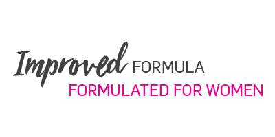 Improved formula for woman