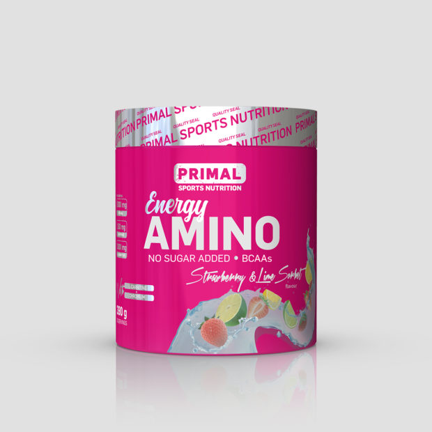 Primal Energy Amino Pink SL