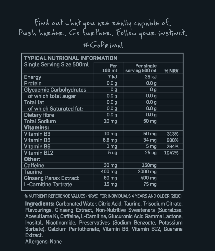Misty WHite Nutritional InfoScreen Shot 2019-04-16 at 12.07.16